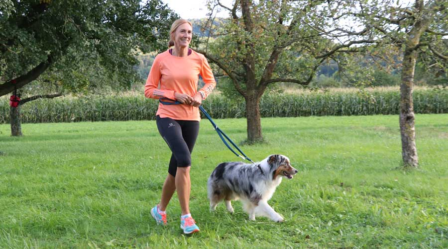Laufen und Leben ohne Hund ist wie ein Leben ohne Schokolade – fast unvorstellbar!