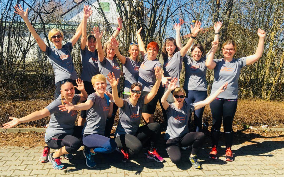Lauftrainerin mit Herz und Leidenschaft – mein erstes Jahr