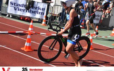 Nach langer Verletzungspause zurück – Triathlon Leas Leidenschaft